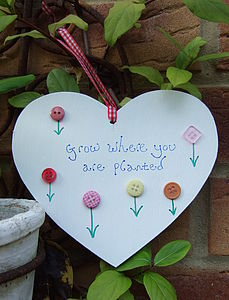 Wooden Garden Sign - garden & outdoors
