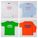 Personalised Child's T Shirt