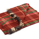 Pure Wool Recycled Picnic Rug