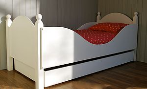 Sleigh Bed - children's furniture