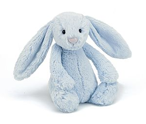 Boy's Soft Toy Bunny - soft toys & dolls