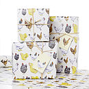 Chicken Gift Wrap