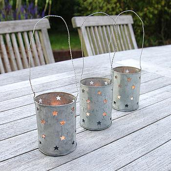 Hanging Stars Lantern