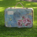 Thumb vintage chic suitcase