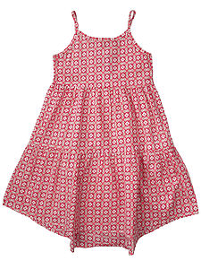 Gaula Fine Cotton Strap Dress - dresses & skirts