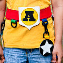 star utility belt (personalised)