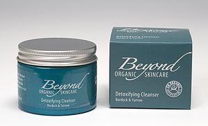 Organic Detoxifying Cleanser - men's grooming & toiletries