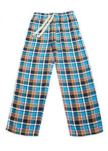Turks Checked Lounge Pants - lounge & nightwear