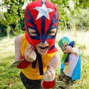 Superhero Glory Mask