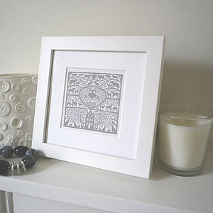 Miniature Heart Of The Home Print - view all mother's day gifts