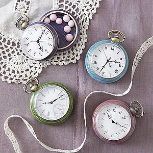 Pocket Watch Trinket Box - shop by price