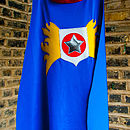 Superhero Flame Cape