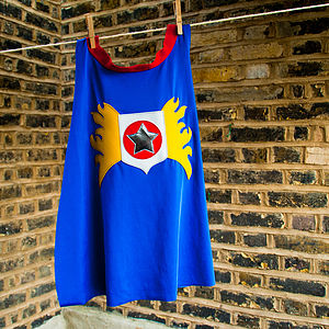 Superhero Flame Cape - sports & adventure