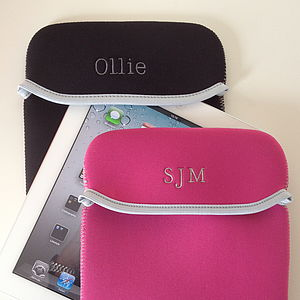Personalised Cover For IPad - men's accessories