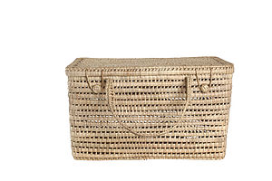 Trunk Storage Basket - chests & blanket boxes