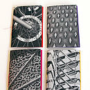 Urban Notes - Set Of Four Notebooks