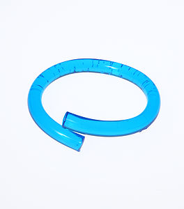 Acrylic Rod Bangle