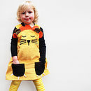 Thumb girls lion dress