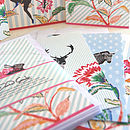 Pack Of Eight Greeting Cards