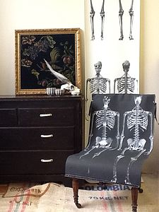 Them Bones Wallpaper - painting & decorating