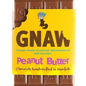 Peanut Butter Chocolate Bar - food & drink gifts