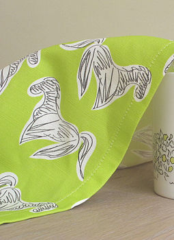 'Horse Play' Tea Towel