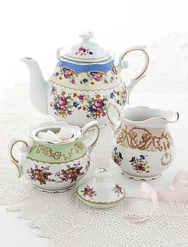 Regency Tableware