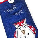 'Tweet Twoo' Owl Phone Case