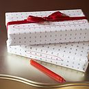 Word Search Wrapping Paper