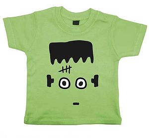 Child's Frankenstein T Shirt - clothing