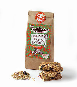 Granola Energy Bar Kit - baking