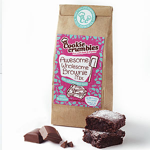 Chocolate Brownie Mix - gifts for bakers