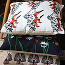 Complete range of cushions