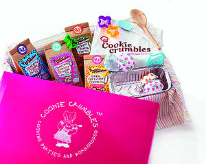 Cookie Crumbles Baking Kit - alternative hampers