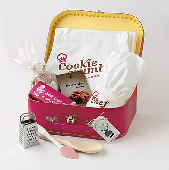 Chocolate Brownie  Making Box