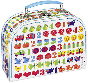Children Play & Storage Suitcase