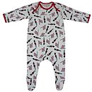 Toy Soldier Baby Grow
