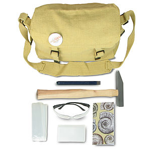Fossil Hunting Kit - outdoor living
