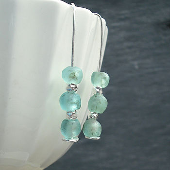 Turquoise Chelsea Earrings