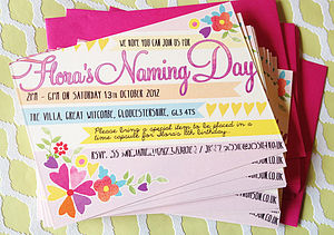 Children's Celebration Invitations - shop by price