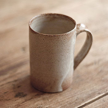 Hand Thrown Tea Mug from Nom Living