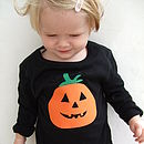 Child's Halloween T Shirt