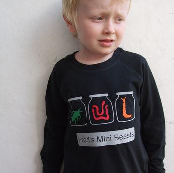 Personalised Children's T Shirt