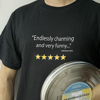 endlessly charming t-shirt
