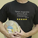 smart, imaginative t-shirt