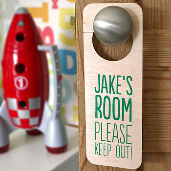 Jake's Room Please Keep Out