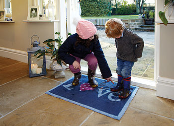 Eco Friendly Contemporary Doormat