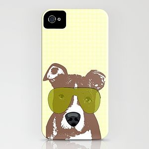 American Pit Bull Terrier Dog Case For IPhone - bags & cases