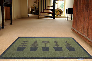 Eco Friendly Garden Doormat - rugs & doormats