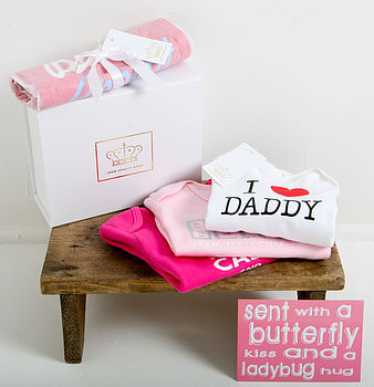 Packaging for Baby Gift Set